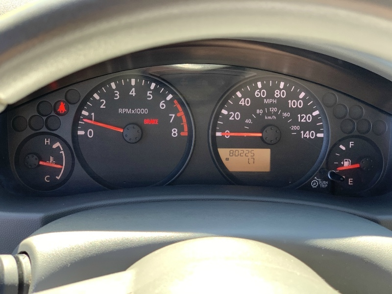 Nissan Frontier 2016 price $10,980