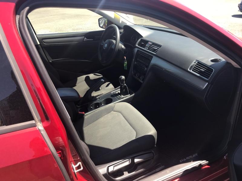Volkswagen Passat 2015 price $10,980