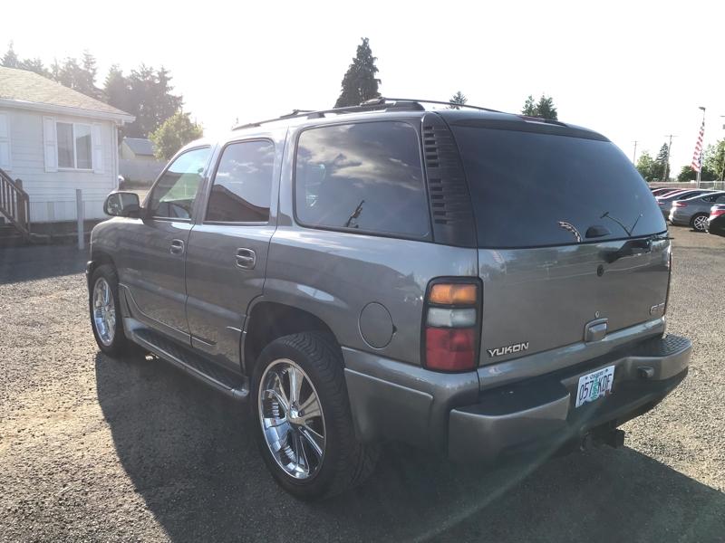 GMC Yukon Denali 2006 price $8,980