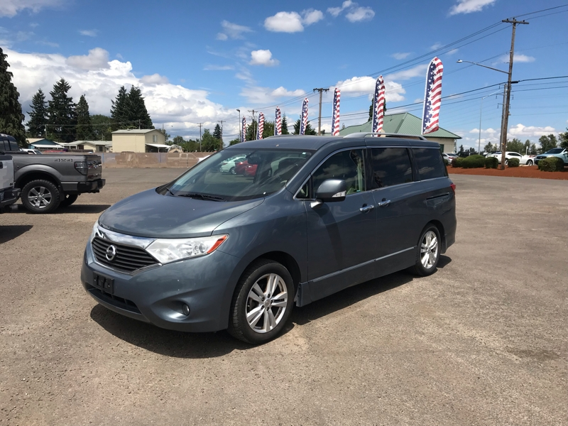 Nissan Quest 2012 price $9,980
