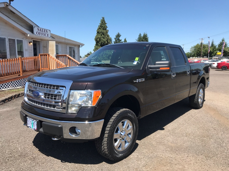 Ford F-150 2013 price $17,980