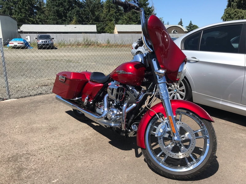 Harley Davidson Street Glide Stage 2 2013 price $13,980