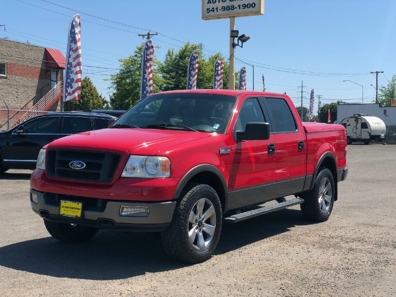 Ford F-150 2005 price $9,980