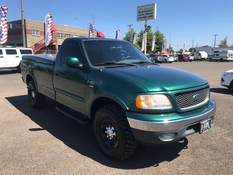 Ford F-150 2000 price $7,980