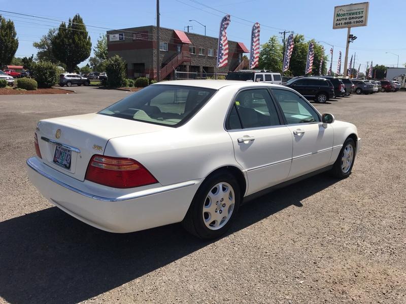 Acura RL 2000 price $5,480