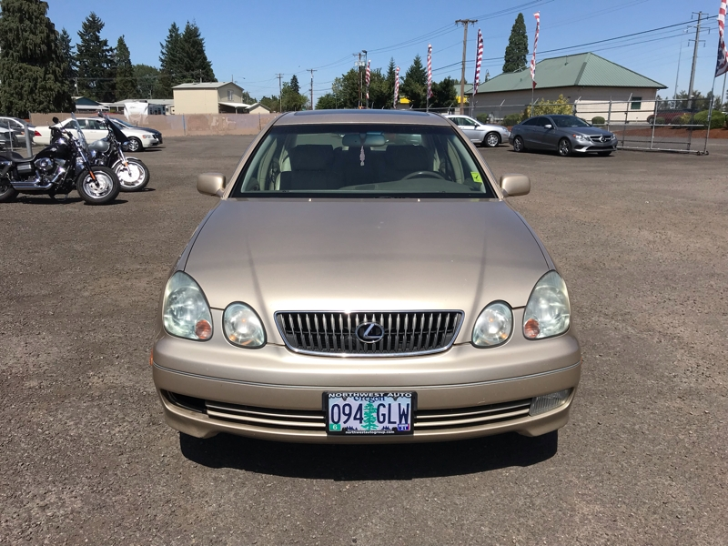 Lexus GS 300 2004 price $5,480