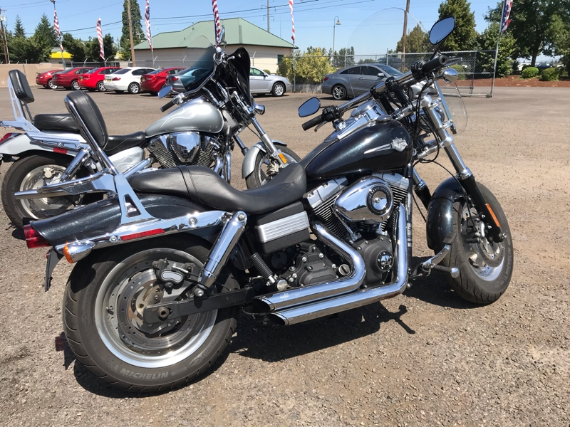 Harley Davidson Fat Bob 2013 price $5,980