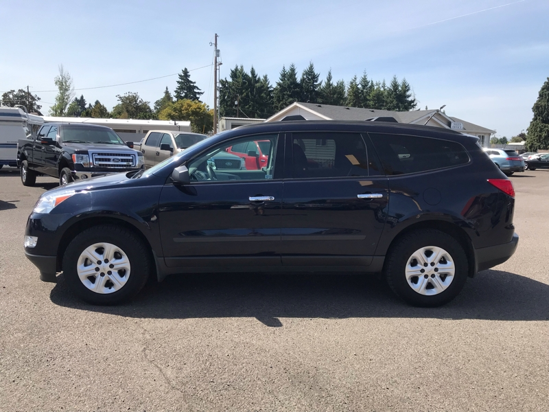 Chevrolet Traverse 2012 price $12,980