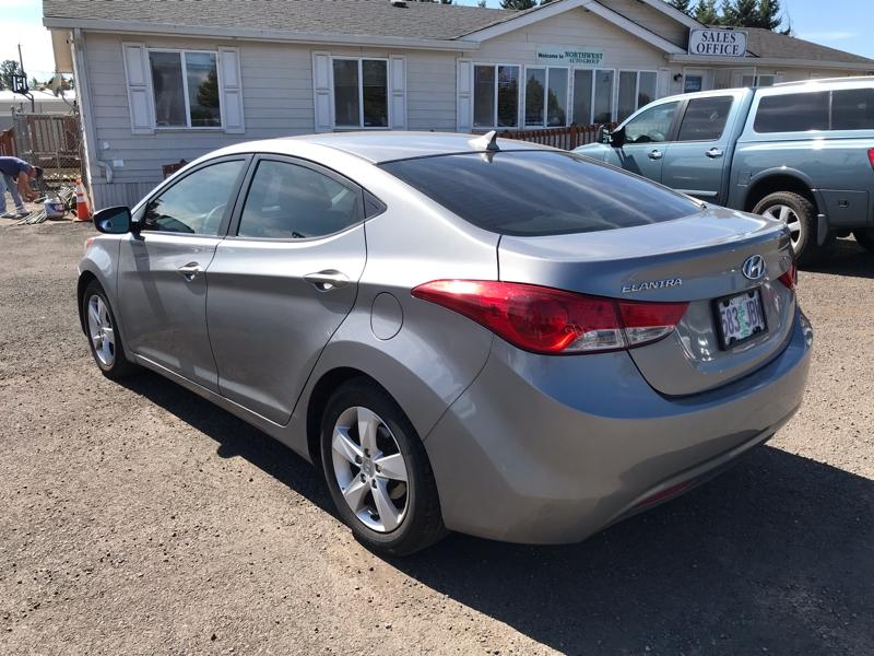 Hyundai Elantra 2012 price $6,980