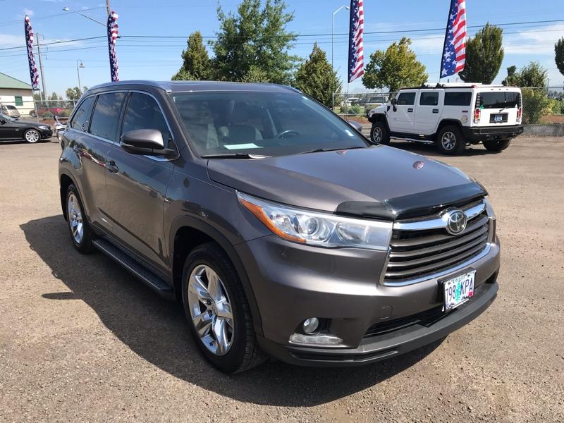 Toyota Highlander 2014 price $26,980