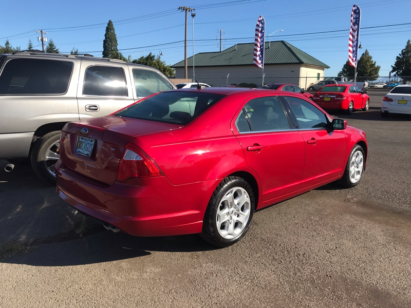Ford Fusion 2011 price $9,980