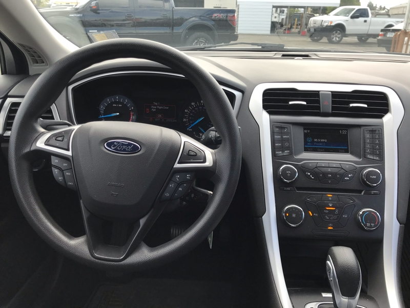 Ford Fusion 2015 price $13,980