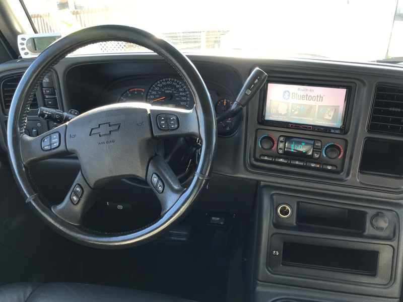 Chevrolet Silverado 2500HD 2003 price $18,980