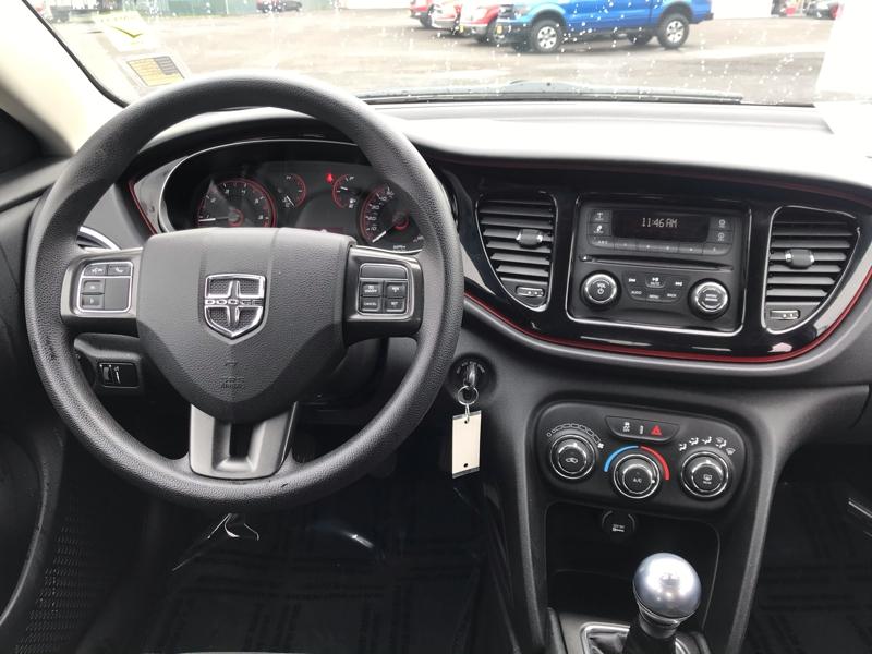 Dodge Dart 2016 price $10,980