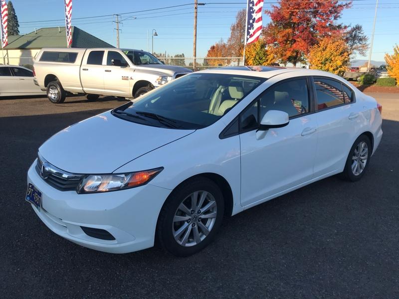 Honda Civic Sedan 2012 price $10,980