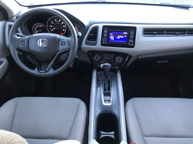 Honda HR-V 2016 price $15,980