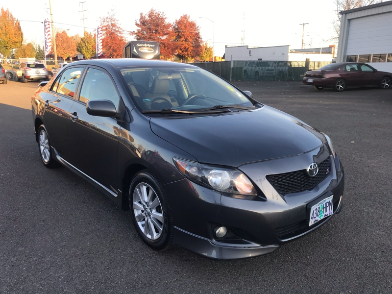 Toyota Corolla 2010 price $4,980