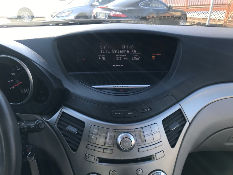 Subaru Tribeca 2012 price $16,980