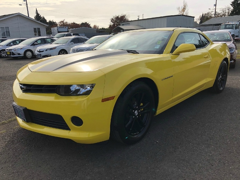 Chevrolet Camaro 2014 price $13,980