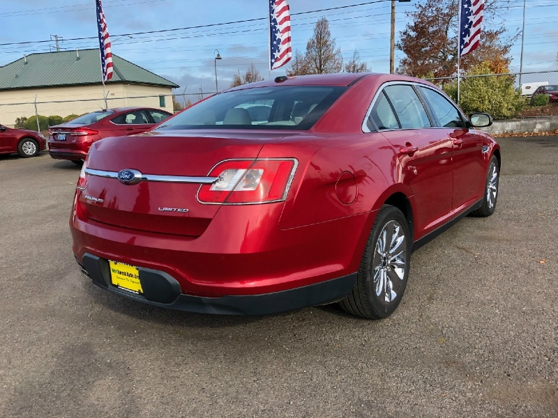 Ford Taurus 2011 price $8,980