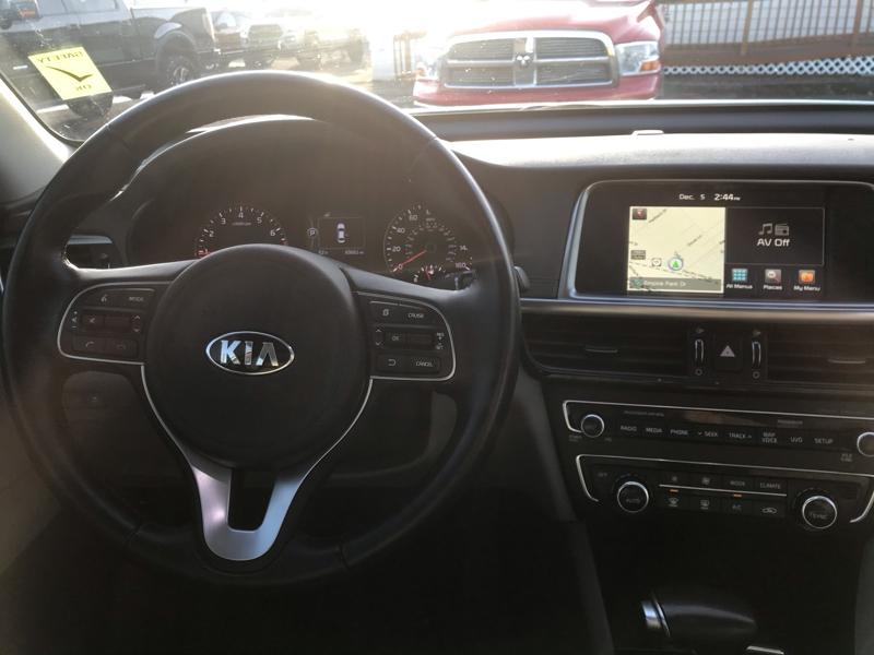 Kia Optima 2016 price $17,980