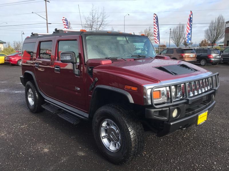 Hummer H2 2005 price $17,980