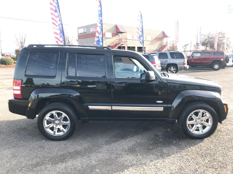 Jeep Liberty 2012 price $9,480
