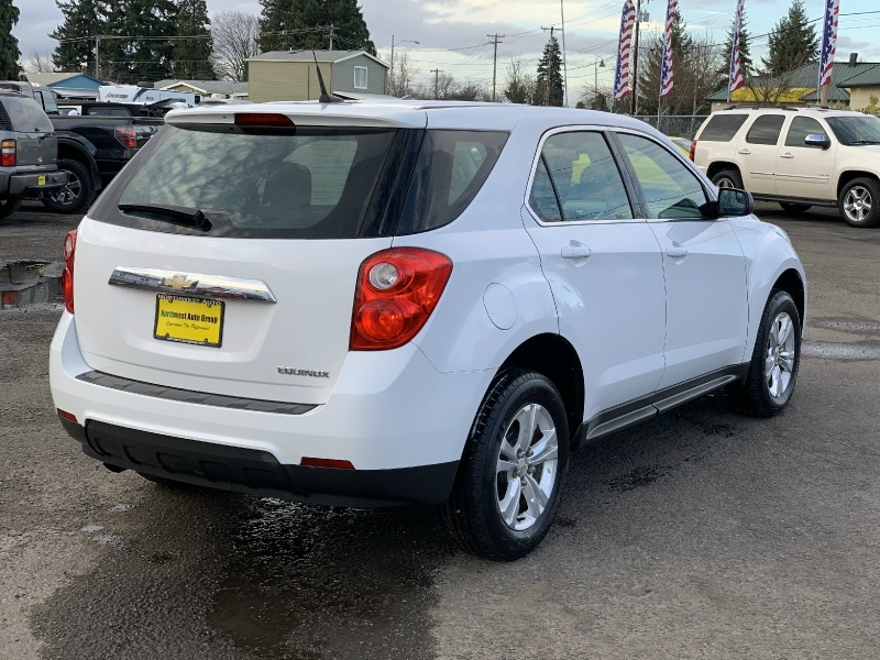 Chevrolet Equinox 2012 price $11,480