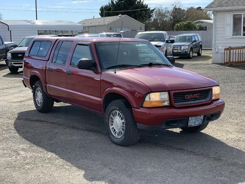 GMC Sonoma 2001 price $6,980