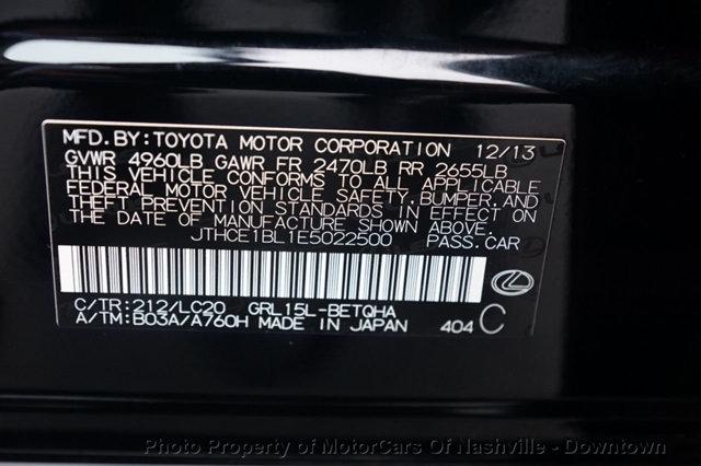 Lexus GS 350 2014 price $22,998