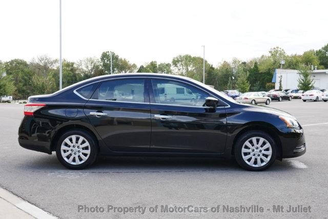 Nissan Sentra 2015 price $9,499