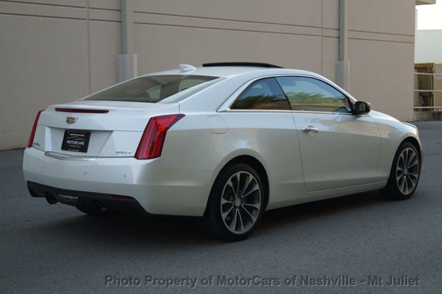 Cadillac ATS Coupe 2015 price $24,399