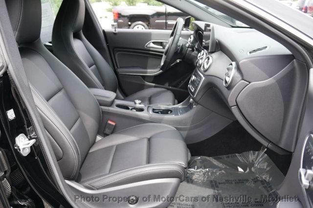 Mercedes-Benz CLA 2018 price $26,899
