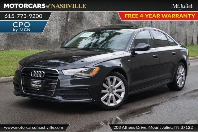 Audi A6 2014 price $26,499