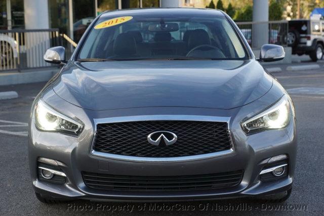 INFINITI Q50 2015 price $18,998