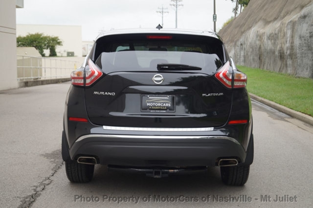 Nissan Murano 2015 price $21,699