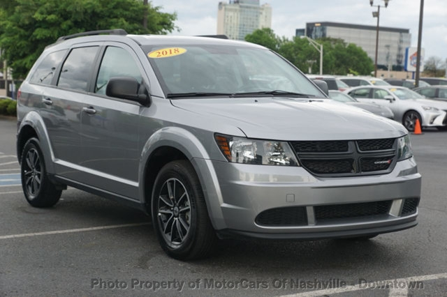 Dodge Journey 2018 price $17,599