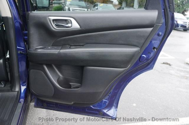 Nissan Pathfinder 2018 price $27,499