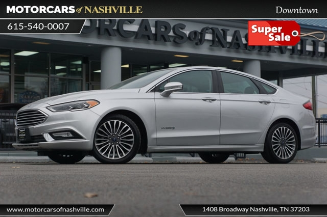 Ford Fusion 2017 price $15,988