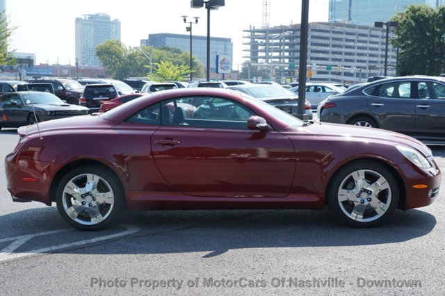 Lexus SC 430 2006 price $12,998