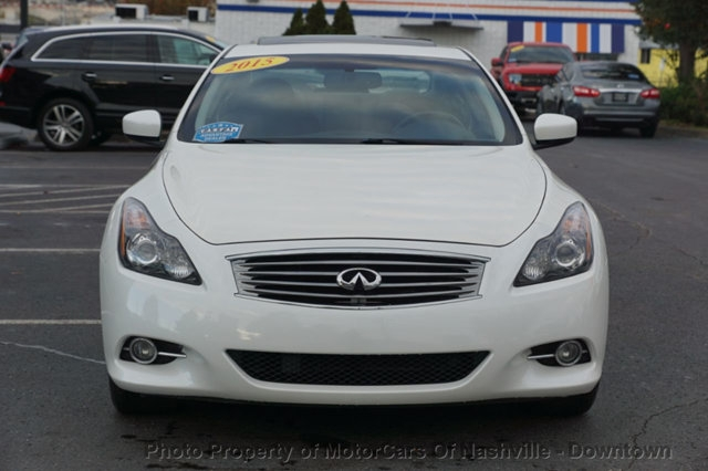 INFINITI Q60 Coupe 2015 price $15,899