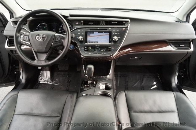 Toyota Avalon Hybrid 2015 price $16,998