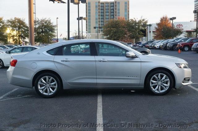 Chevrolet Impala 2018 price $17,998