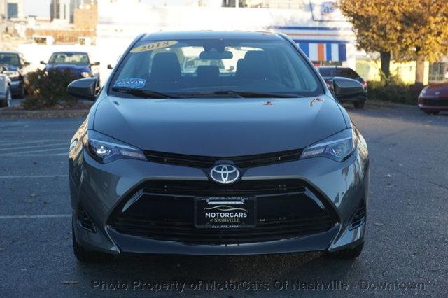 Toyota Corolla 2018 price $14,998