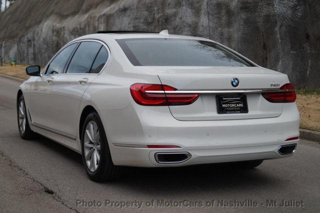BMW 7 Series 2017 price $46,998