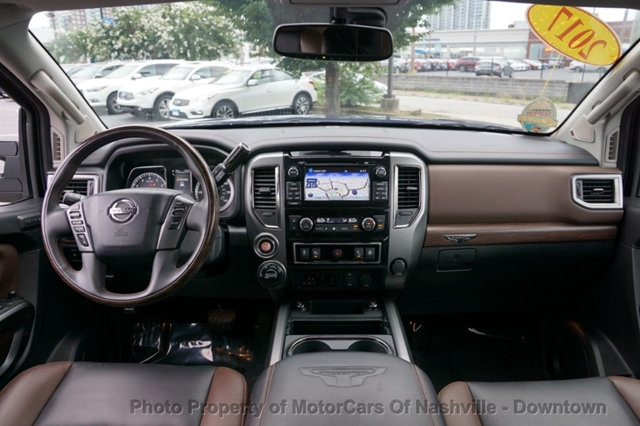 Nissan Titan XD 2017 price $36,998