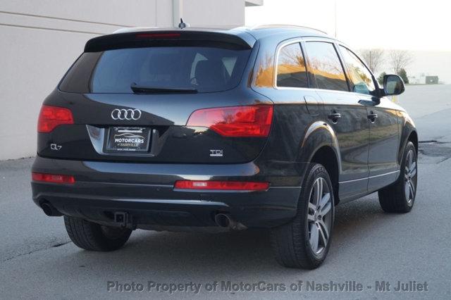 Audi Q7 2009 price $13,499