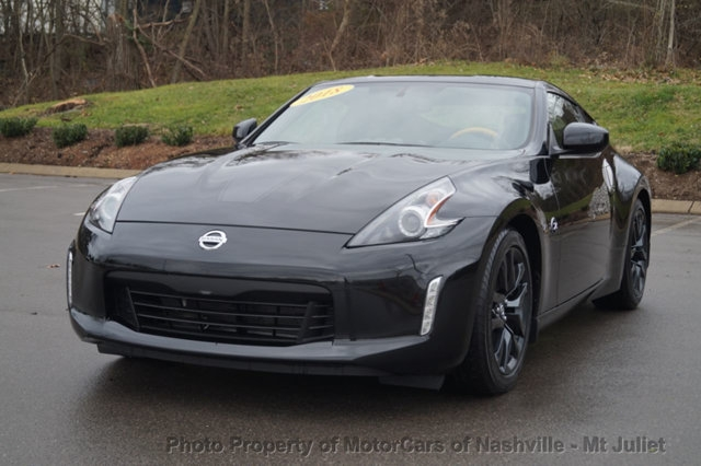 Nissan 370Z Coupe 2018 price $24,998