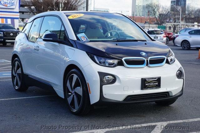 BMW i3 2016 price $20,499
