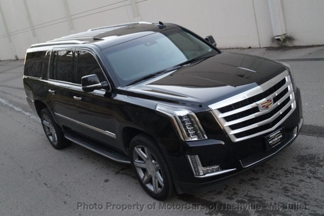Cadillac Escalade ESV 2018 price $50,998